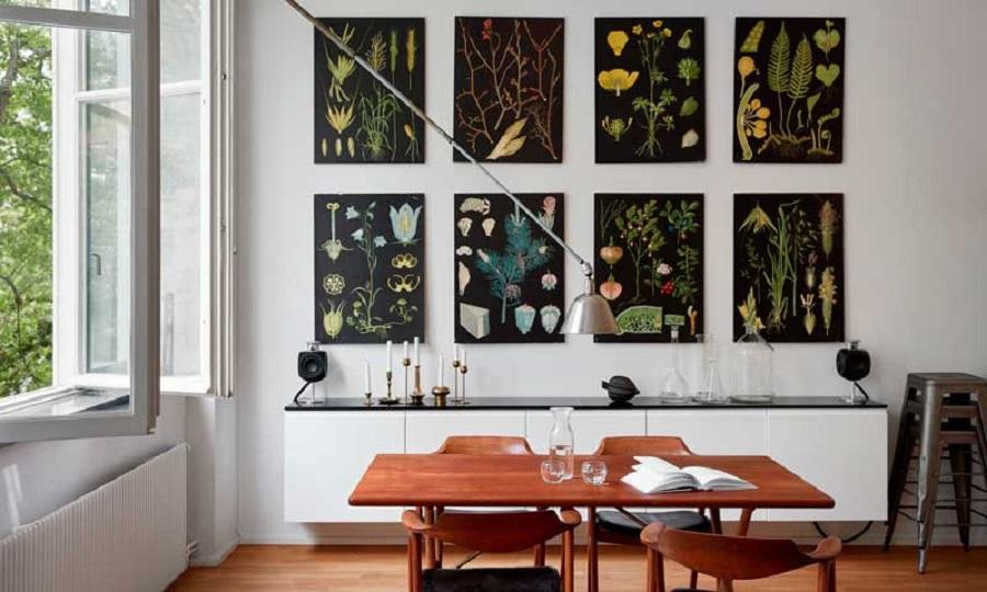 Como colocar los cuadros en tu casa